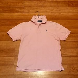 Other - Mens Pink Polo Shirt